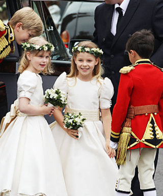 The Royal Wedding's Cutest Kids and More Tots at Celebrity Weddings!