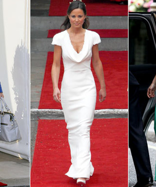 Pippa Middleton's Three Wedding Looks