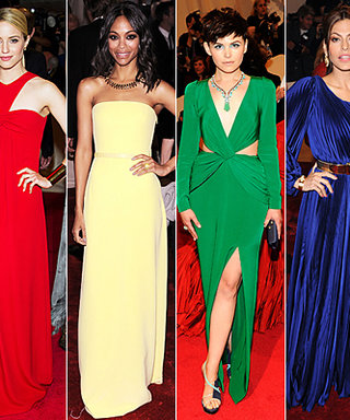 Met Gala 2011: Red Carpet Rainbow!