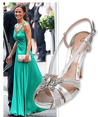 Pippa Middleton's Wedding Shoes: Where You Can Buy Them!