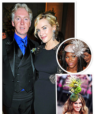 Who Is Philip Treacy? Meet the Hat Designer to the Stars