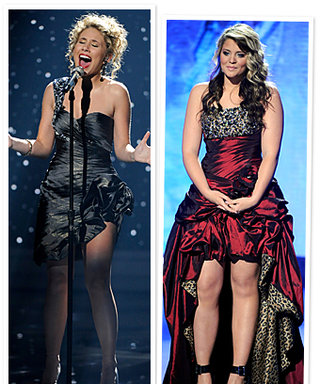 American Idol Style: Haley and Lauren's Top 4 Episode Outfits!