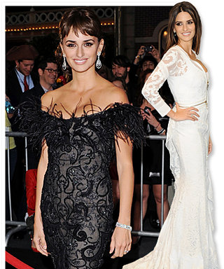 Penelope's Pirates of the Caribbean: On Stranger Tides Premiere Outfits