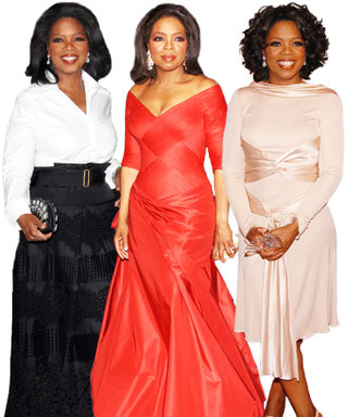 Breaking Down Oprah's Signature Style