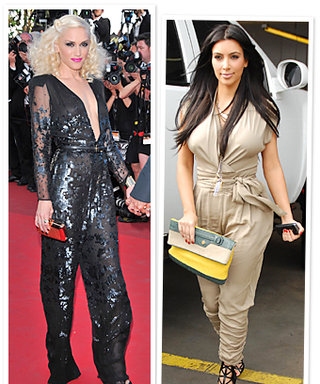 The Hottest Celebrity Jumpsuits