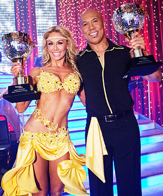 Dancing With the Stars Winners: Hines Ward and Kym Johnson!