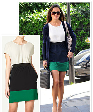 Found It! Pippa Middleton's Zara Dress