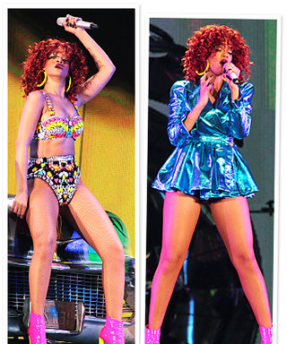 Check Out Rihanna's New Tour Outfits