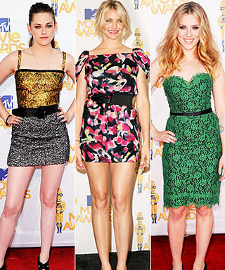 MTV Movie Awards: Top Looks from 2010's Show!
