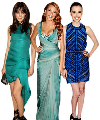 Remember World Oceans Day: See Celebrities Wearing Sea Tones!