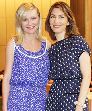 Kirsten Dunst and Sofia Coppola: Front Row at Louis Vuitton Resort 2012!