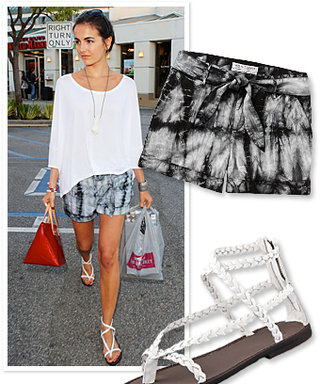 Found It! Camilla Belle's Casual Summer Outfit