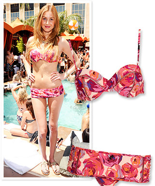 Found It! Whitney Port's Flirty Retro Bikini