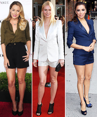 How to Wear Shorts: Celebrity Style Inspiration!
