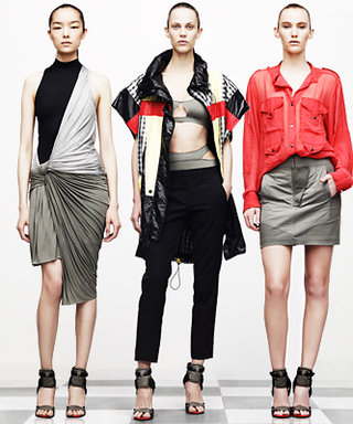 See the Complete Alexander Wang Resort Collection!