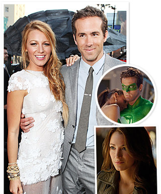 Green Lantern Hair Update: Ryan Reynolds Named Blake Lively's Brunet Shade!