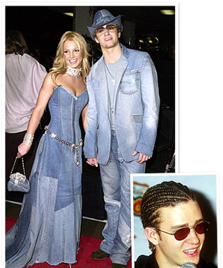 Justin Timberlake's Fashion Regrets: Denim Suits and Cornrows