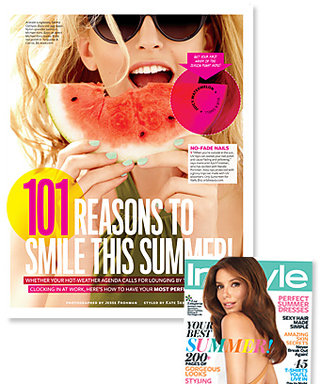 Have You Smelled Your July Issue of InStyle Magazine?