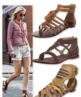 Found! Chic Flat Sandals for Summer