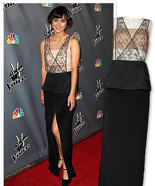 The Voice: A Look at Dia Frampton's Style