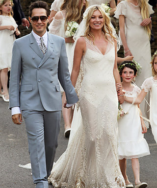 Kate Moss's Wedding Dress: All the Details!