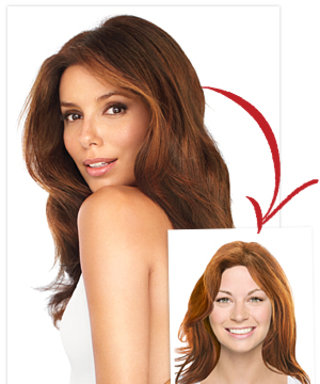 Try On Eva Longoria's InStyle Cover Hairstyle!
