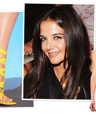 Couture Fashion Week Returns: Katie Holmes, Dior, and More!