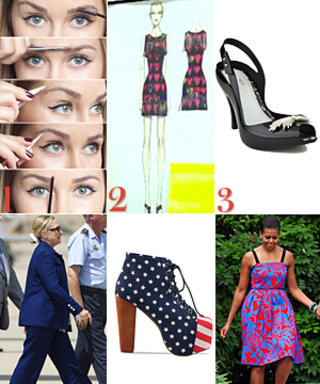 Get Brows Like Lauren Conrad, More Versace and H&M Details, and More!