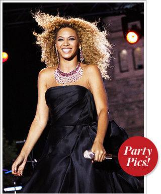 Beyonce's Star Spangled Serenade and More!