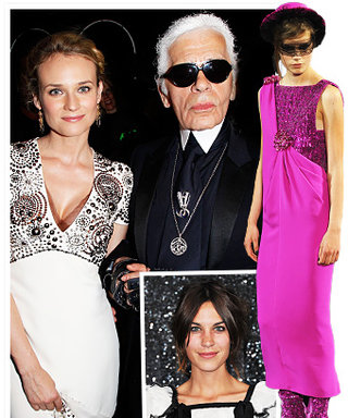 Couture Fashion Week: Chanel's Runway Show Details!