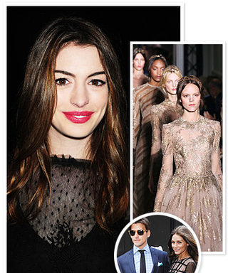 Couture Cheat Sheet: Valentino's Runway Show Details!