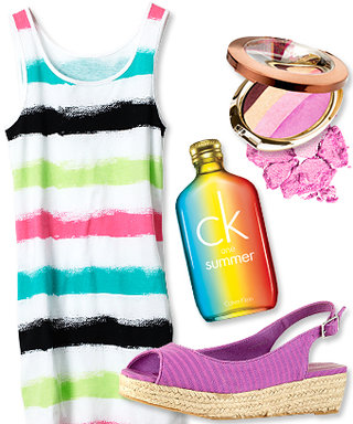 Favorite Things Under $50: Bright Summer Stripes