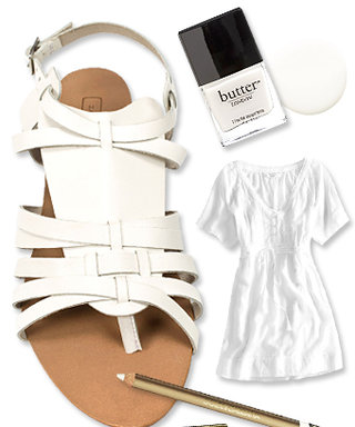 Favorite Things Under $50: All White