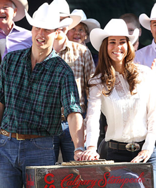 Duchess Catherine's Tour Outfits: White Rodeo Blouse Details!