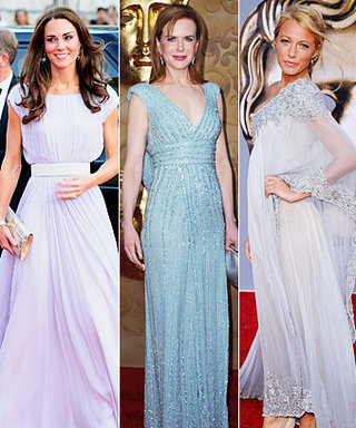 BAFTA Red Carpet: What Everyone Wore!