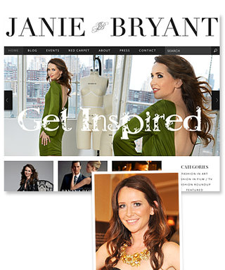 Mad Men's Janie Bryant Launched a New Site!