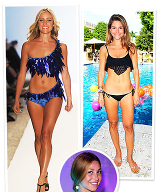 Swim Fashion Week: Kristin Cavallari, Maria Menounos, and More!
