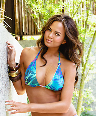 Swimsuit Model Chrissy Teigen's New Bikini Collection!
