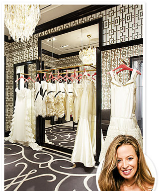 Milly's New Store Offers Custom Bridal Boutique