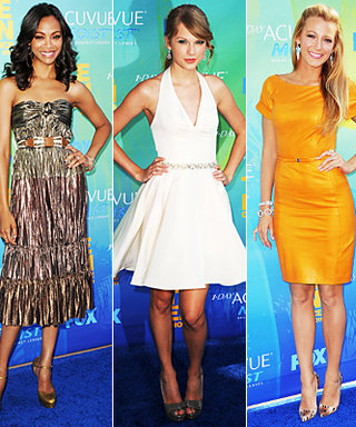 Teen Choice Awards 2011: All the Fashion Details!