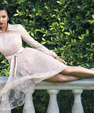 Naya Rivera Gets Glam for InStyle Makeover!