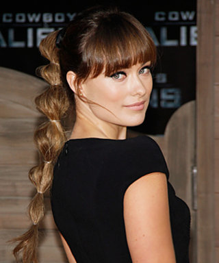Olivia Wilde's Cinched Ponytail: All the Details!