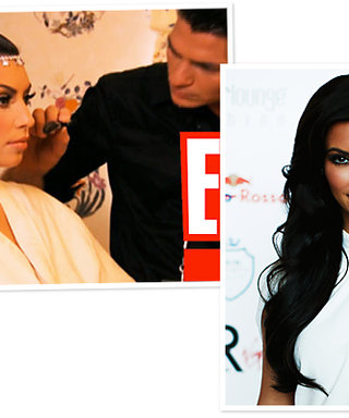 Poll: What Are Your Thoughts on Kim Kardashian's Wedding Hairstyle?