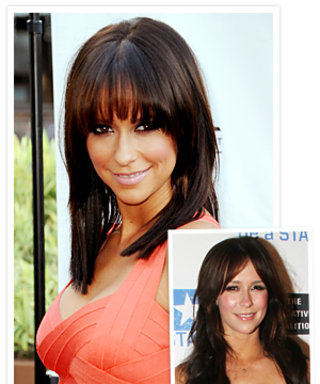 Jennifer Love Hewitt's Updated Hairstyle