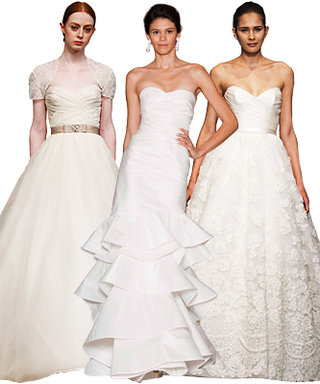 The Most Popular Wedding Dresses of 2011
