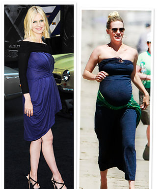 January Jones' Maternity Style: A Photo Evolution