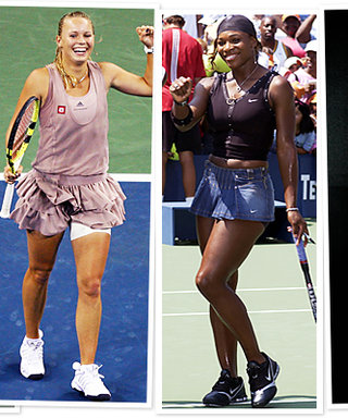 US Open: The Most Memorable Recent Looks!