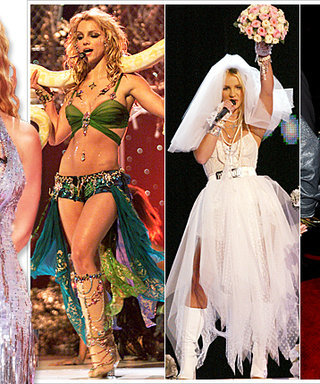 Britney Spears' VMA Style History: See the Photos!