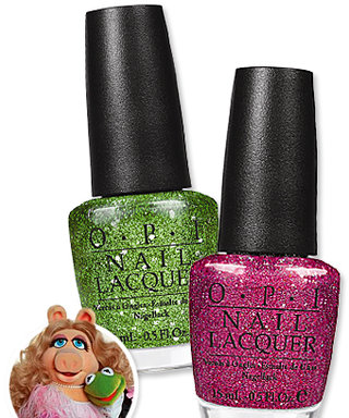 OPI's New Muppet-Inspired Nail Polish Collection!