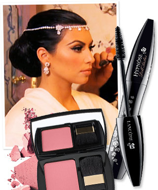 Kim Kardashian's Wedding Makeup!